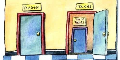 Єдиний рахунок для сплати податків. Бухгалтерська програма БукКіпер